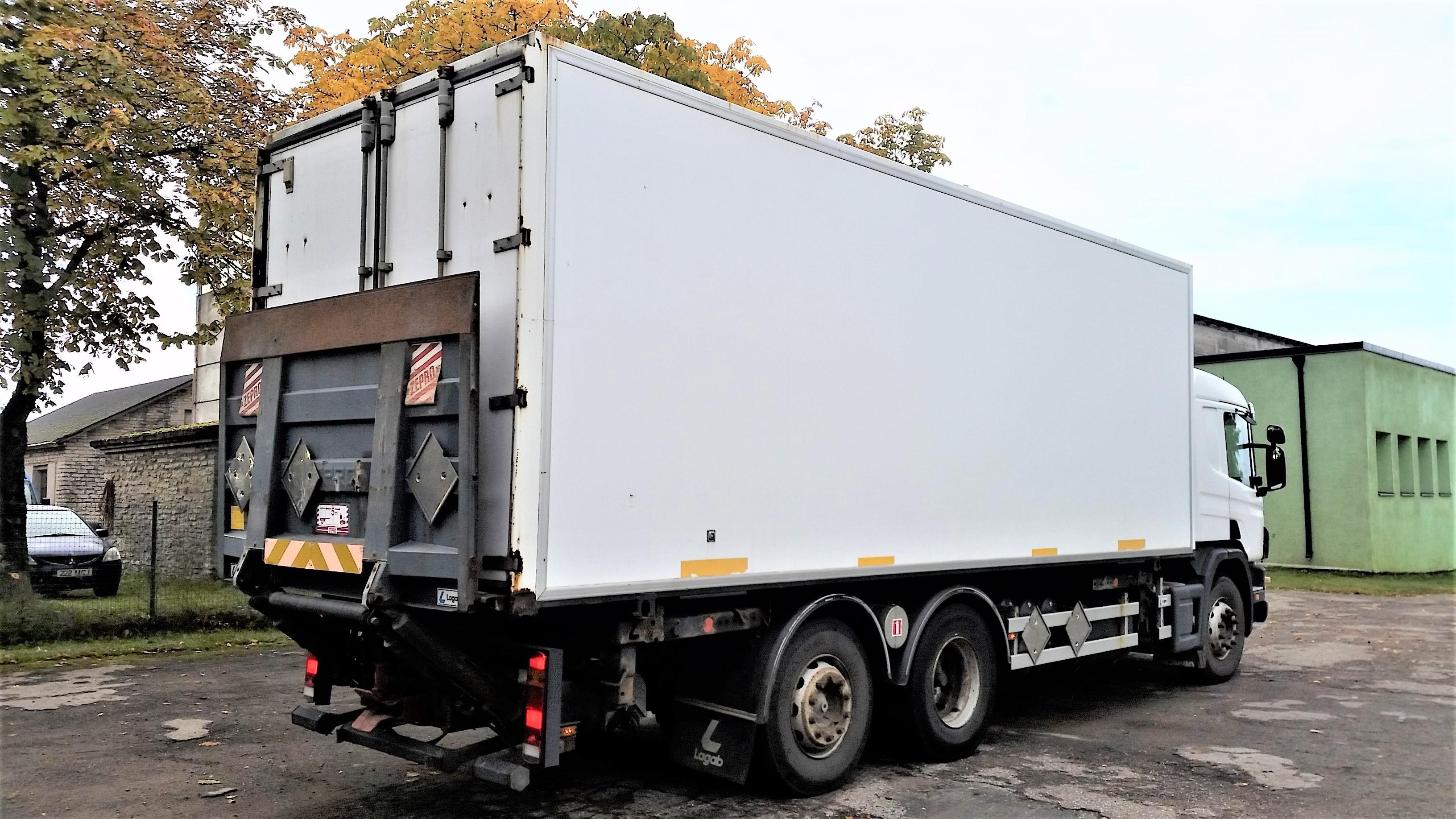 Scania P114 6x2 2000 | Specialtruck ee